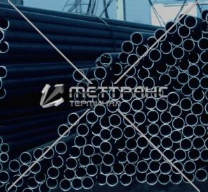 Труба водогазопроводная (ВГП) оцинкованная в Тюмени