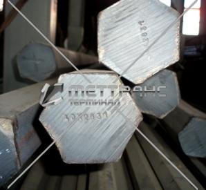 Шестигранник стальной в Тюмени