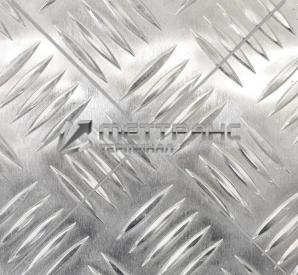 Лист алюминиевый рифленый в Тюмени