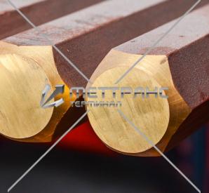 Шестигранник бронзовый в Тюмени