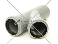 Труба канализационная гофрированная в Тюмени № 7