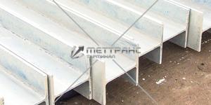 Двутавр алюминиевый равнополочный
